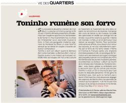 Lille Magazine, Février 2014