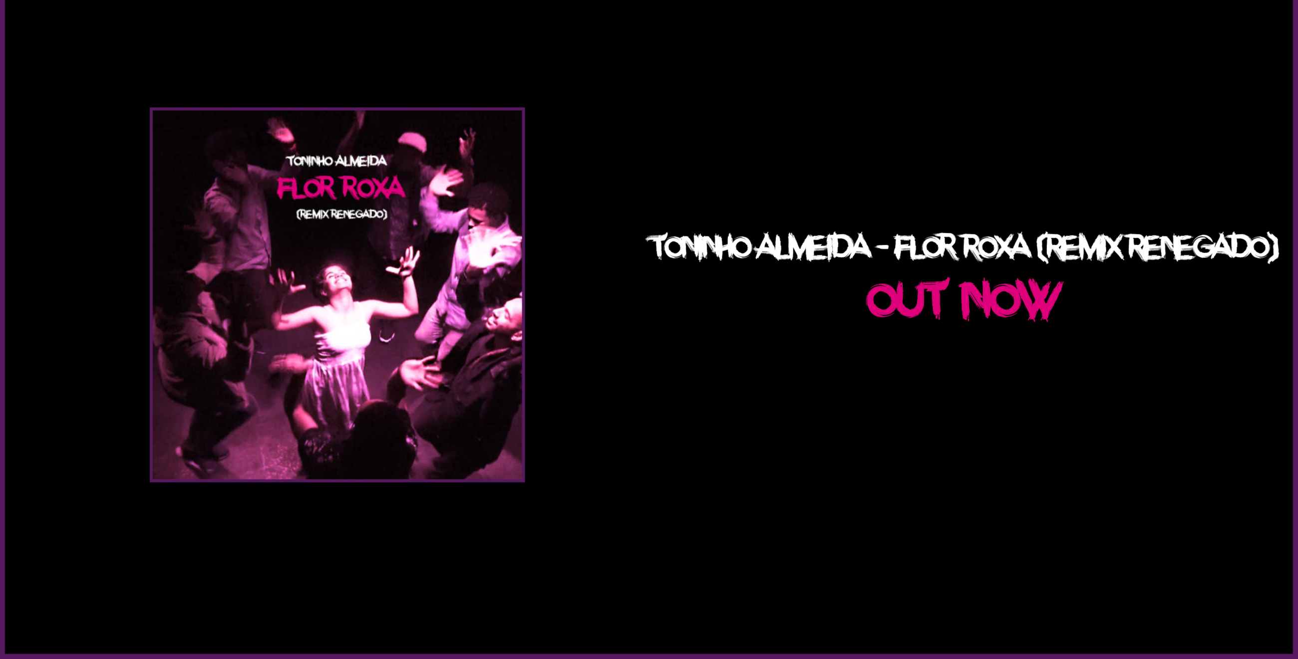 Toninho Almeida - Intact out may 6th